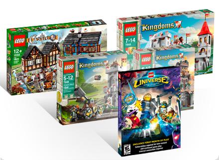 LEGO Universe Battle of Nimbus Station