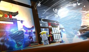 Ninjaaaaa GO! In LEGO Universe!