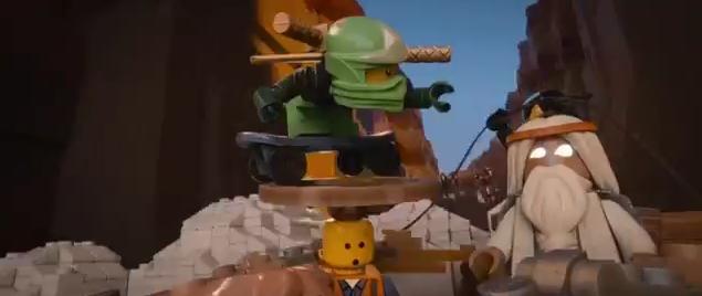 Ninjas on Emmet