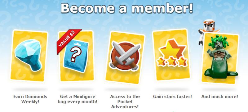 Become a member benifits